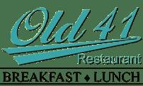 OLD 41 logo